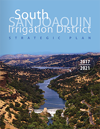 S San Joaquin Irrigation District cover